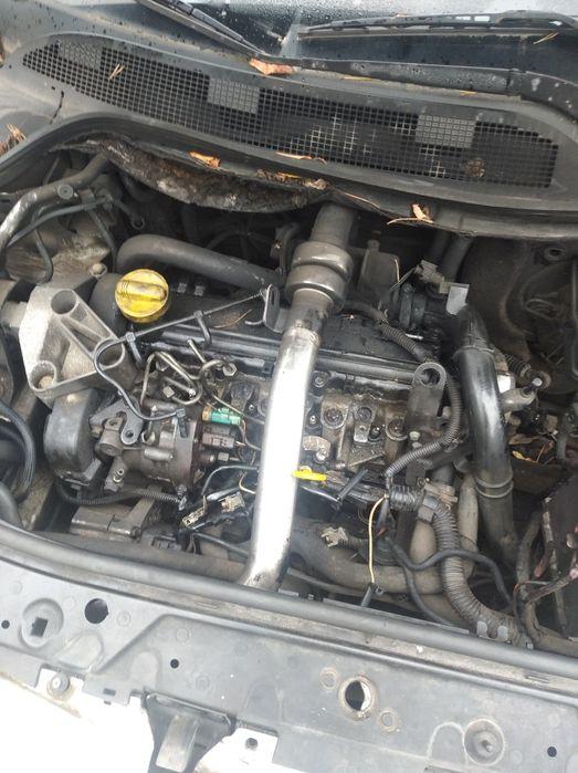 Reno 1.5 dCi silnik rozrusznik z przodu Otwock - image 1