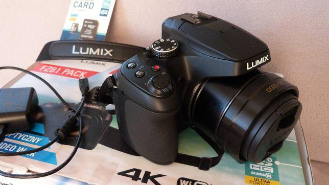 Aparat fotograficzny Panasonic Lumix DC-FZ81