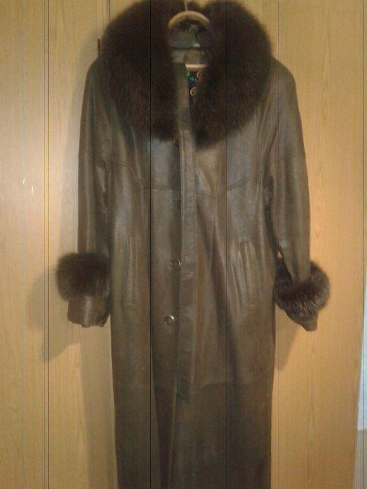 Осеннее женское пальто Молодогвардейск - изображение 1
