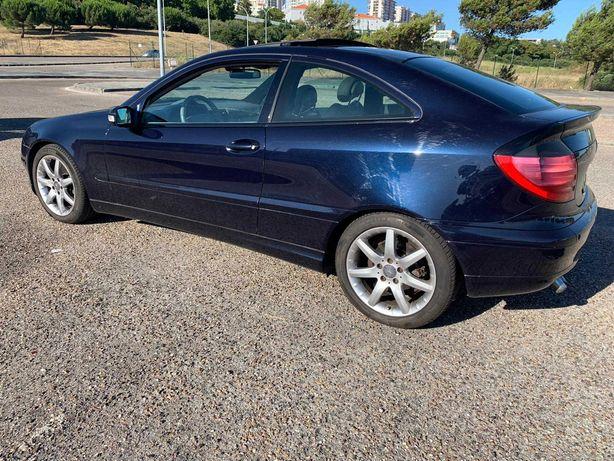 EXCELENTE NEGÓCIO-Mercedes C220 CDi Desportivo 3p, Diesel, Automático