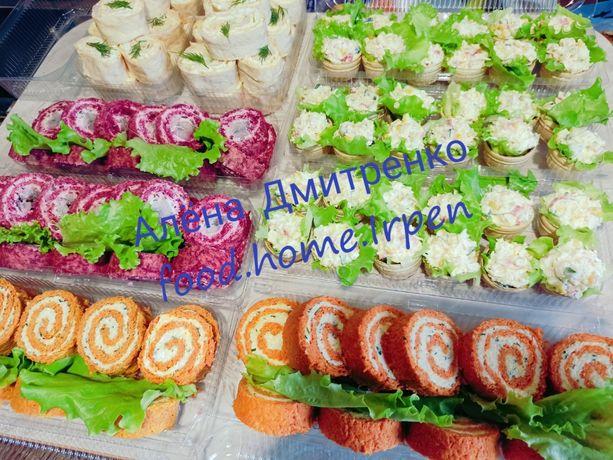 Домашние блюда на праздники и на каждый день.Полуфабрикаты