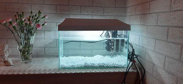 Akwarium z gwarancją 25L