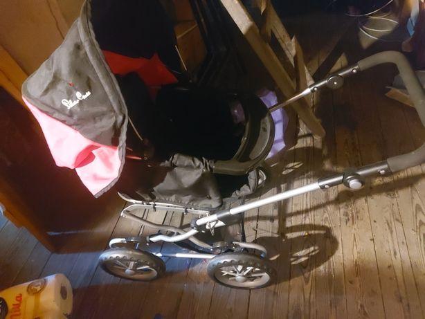 Wózek dla lalki typu baby born