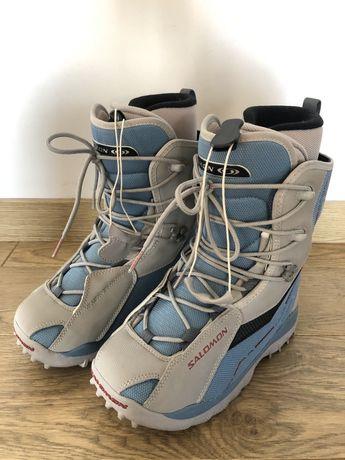 Buty snowboardowe SALOMON Vigil Damskie 38 nowe