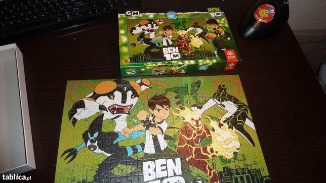 Puzzle Ben 10 i Bakugan
