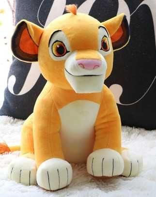 Мягкая игрушка Симба - Король Лев - 30 см