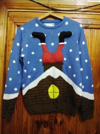 Красивые свитера новогодние