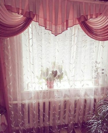Продам штори і ламбрікен