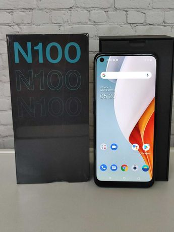 "OnePlus Nord N100 Global, 6.52"" 90Hz, 4/64Gb, Snap460 8 ядер, 5000mAh"