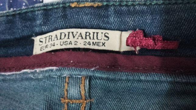 Calças Stradivarius