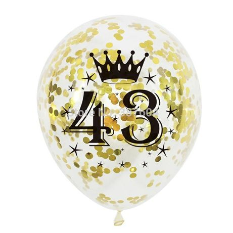 Par balões aniversário 43