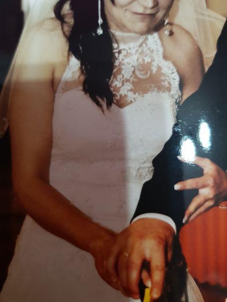 Suknia ślubna 36 38