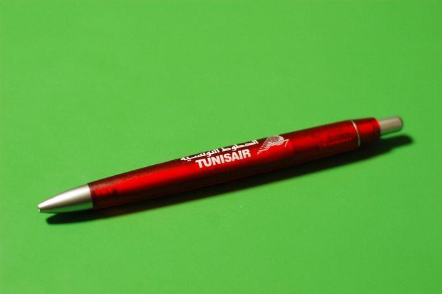 Długopisy z linii lotniczych, samoloty - Wizzair, LOT, Sprint Air