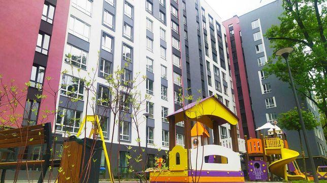 Класна 1к квартира в ЖК Нові Метри, готовий будинок, можна на ремонт