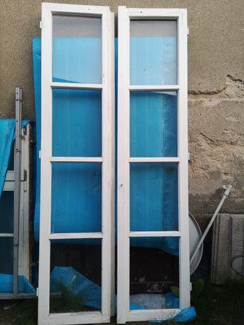 Rama okna drewnianego 230 x53cm