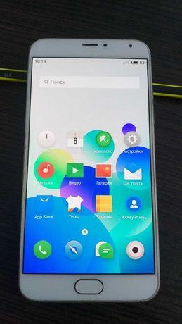 Смартфон Meizu MX5 16GB Silver