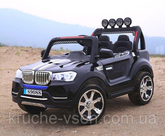 Дитячий електромобіль ДЖИП M 3118, BMW 4х4, детский электромобиль