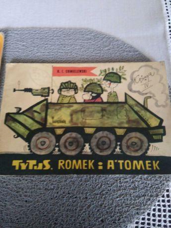 Tytus Romek i Atomek 1976 i leśny klub sportowy