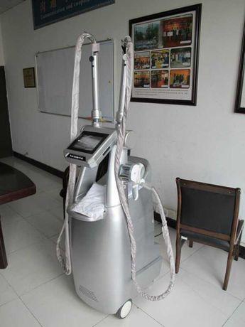 Аппарат вакуумно-роликового массажа и кавитации М8+2