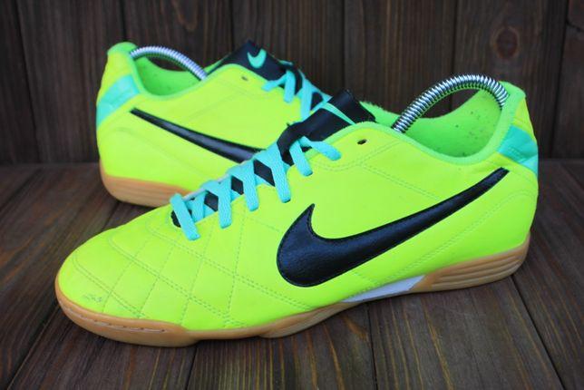 Футзалки Nike Tiempo Rio IC 509039-703 оригинал 41р