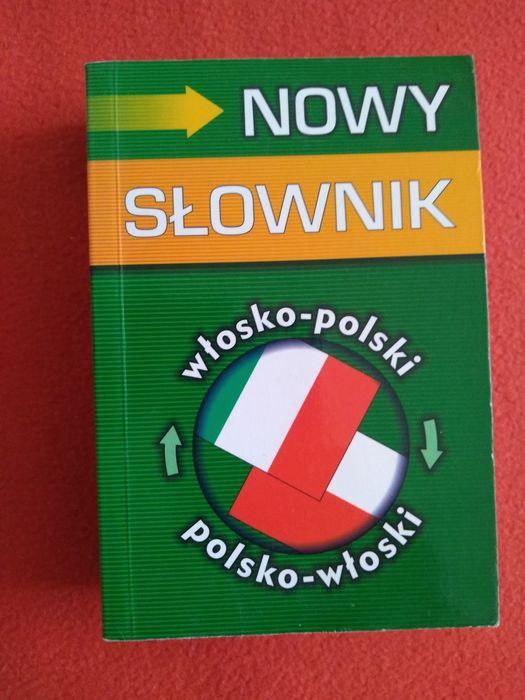 Nowy słownik włosko - polski, polsko - włoski Warszawa - image 1