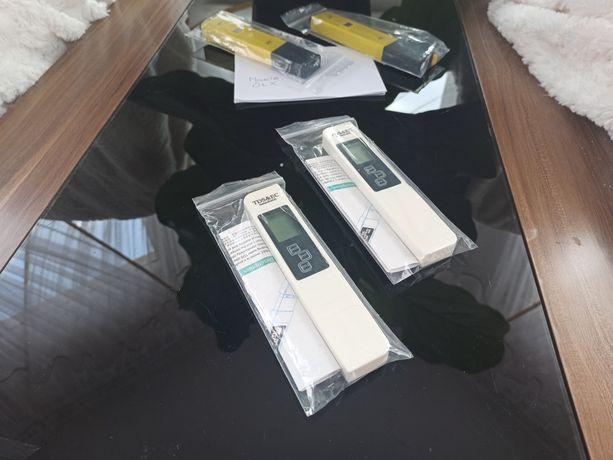 Miernik TDS EC Temp Tester Twardości Wody osmoza termometr wysyłka