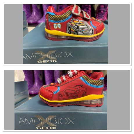 ОРИГІНАЛ дитяче та підліткове шкіряне взуття GEOX 7 моделей різні розм