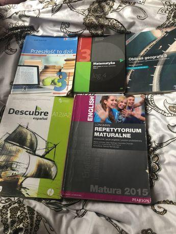 Podręczniki 3 liceum