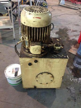 Agregat hydrauliczny, pompa hydrauliczna 10kW