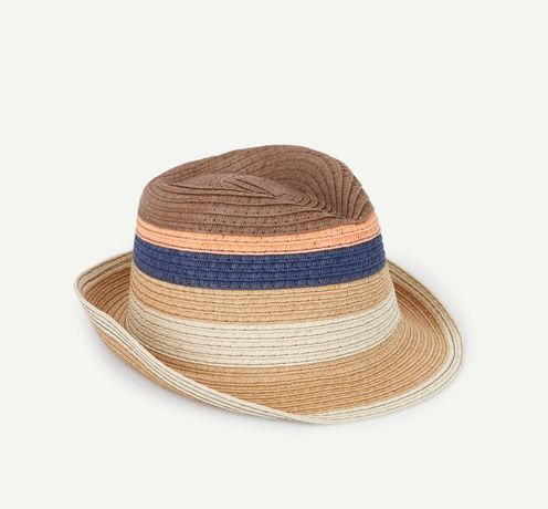 Шляпка соломенная TAPE A L'OEIL