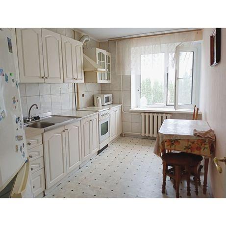 Аренда, сдам трёхкомнатную квартиру Харьковская Прокофьева