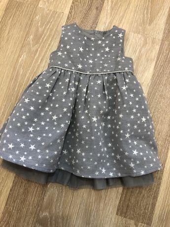 Платье нарядное hm,Сукня,платья на годик!