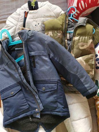 Kit casaco infantil