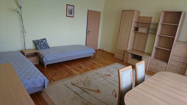 Duży pokój dla 2 os lub dla 1 os