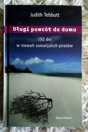 Książka pt. Długi powrót do domu Judith Tebbutt