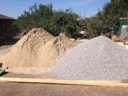 Продам Щебень, песок, отсев, вывоз мусора, грузоперевозки