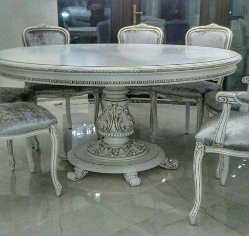 Мебель столы обеденные.
