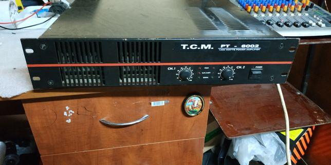 Підсилювач T.C.M. pt 6002