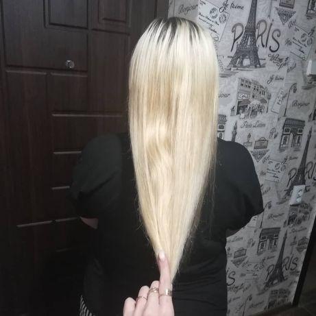 Наращивание волос, доступные цены