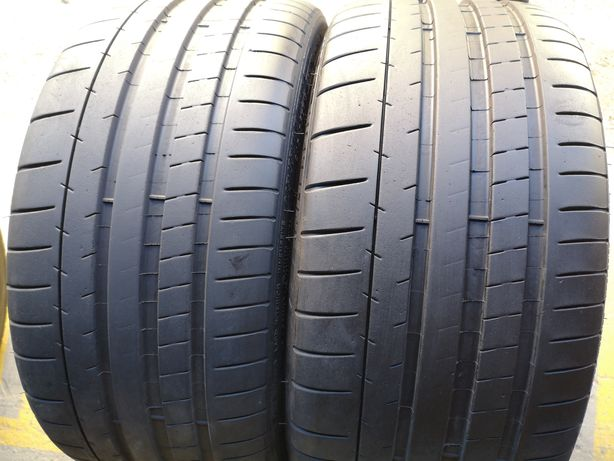 Пара летних шин 245/35 R19 Michelin Pilot Super sport