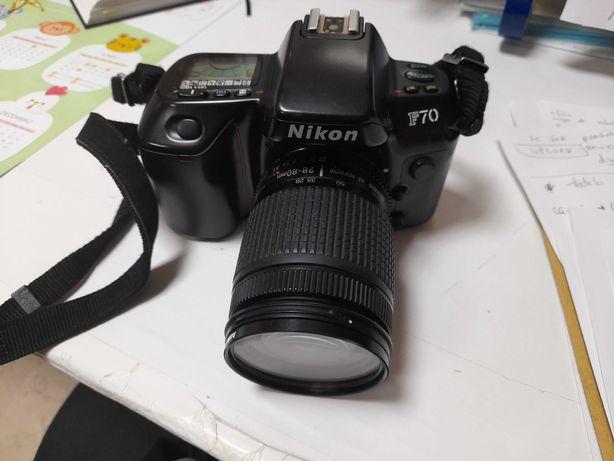 Nikon F70 Analógica