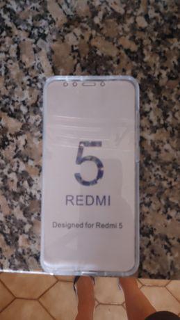 Capa frente e trás Xiaomi redmi 5