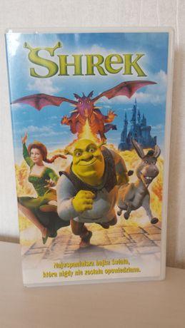 Shrek cz.1 kaseta VHS