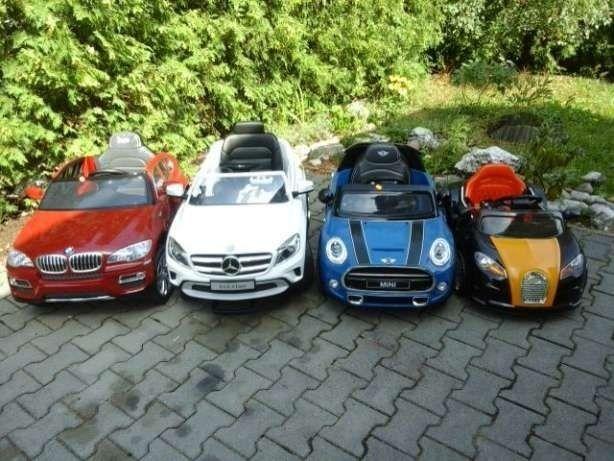 JAREX Samochód / Samochody na akumulator! DUŻY WYBÓR! Auto POJAZD