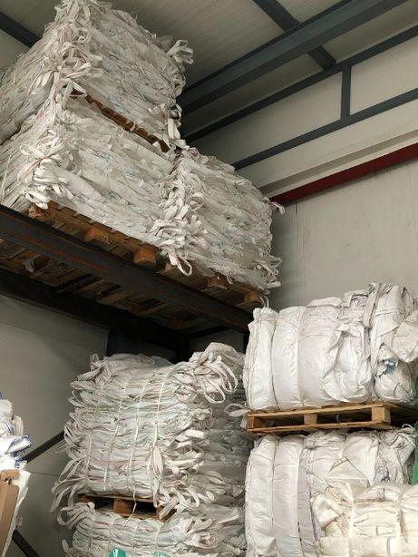 worki big bag bagi czyste ! na zboże granulat płatek 500 kg 1000 kg