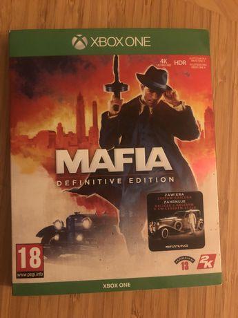 Mafia Edycja Ostateczna xbox wersja PL