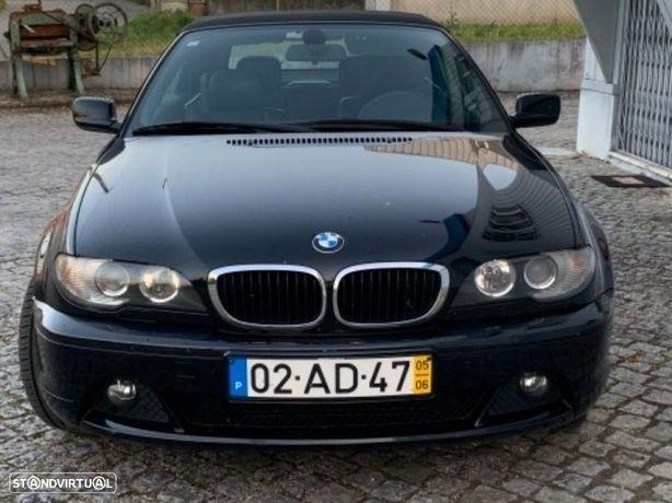 BMW 320 Cd Cabrio Navigator II