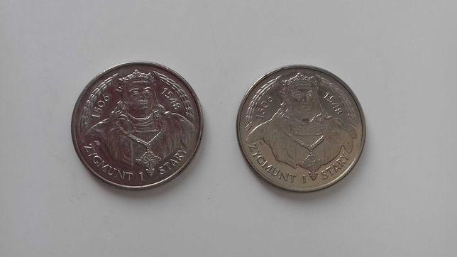 Moneta 20000 Zygmunt I Stary