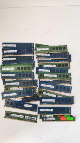 Оперативная память ОЗУ RAM 4GB DDR3-1600 1333 PC3 10600U Intel AMD
