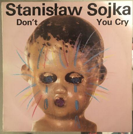 Stanisław Sojka - Don't you cry - płyta winylowa